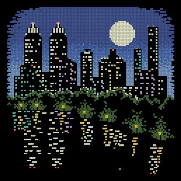 Сделай своими руками ночной город купить минск