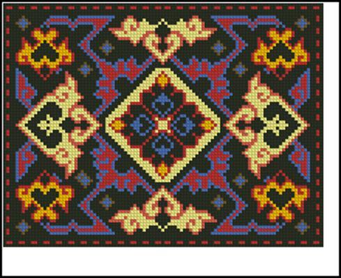 Вышивка крестом вышиванки схемы бесплатно