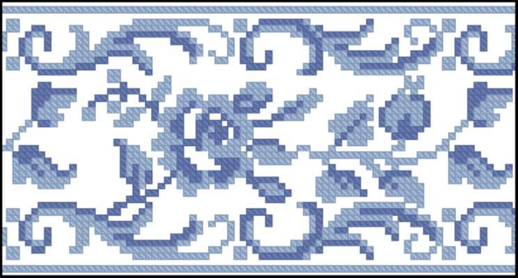 Схема вышивки морская тематика фото 655