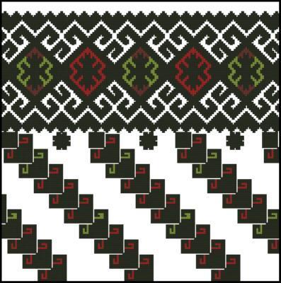 Схемы борщевская вышивка